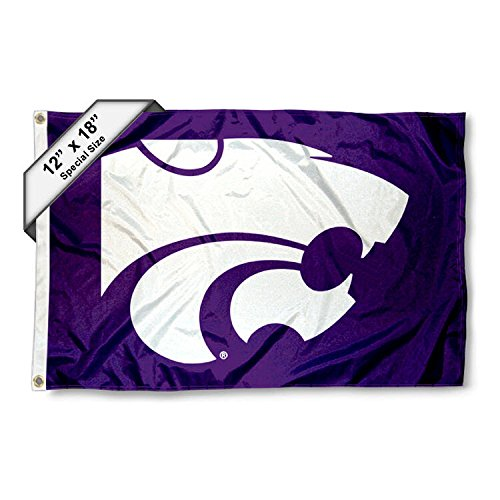 Kansas State University Golf Cart and Boat Flag