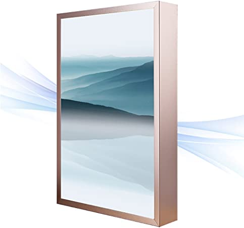 Gyl Bideng Lwfb Applique Murale Aluminium Pvc Chambre Chevet