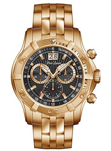 Pierre Laurent Men's Chronograph Swiss Watch w/ Date, 23207