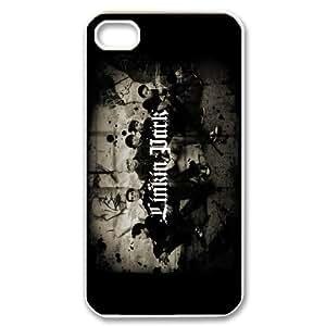 [bestdisigncase] For Iphone 4 4S-Linkin Park Music band PHONE CASE 6