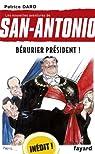 Les nouvelles aventures de San-Antonio, Tome 23 : Berurier président ! par Dard