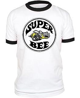 6c924511 Amazon.com: Dodge Super Bee T-Shirt American Muscle Car Tee Shirt ...