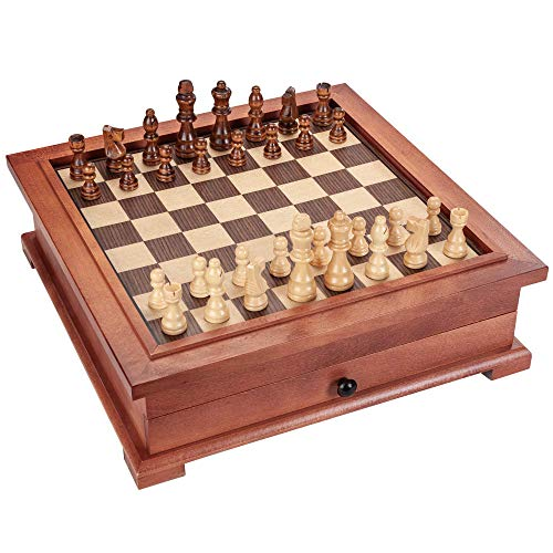 10-in-1 Camphor Wood Combination Set ()