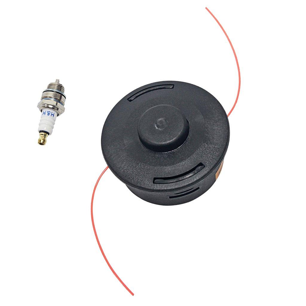 Baoblaze Trimmer Bump Head For Stihl Autocut Go 25-2 FS44 FS55 FS80 FS83 FS85 FS90 FS88, FS90, FS90AVE, FS91, FS106AVE, FS86