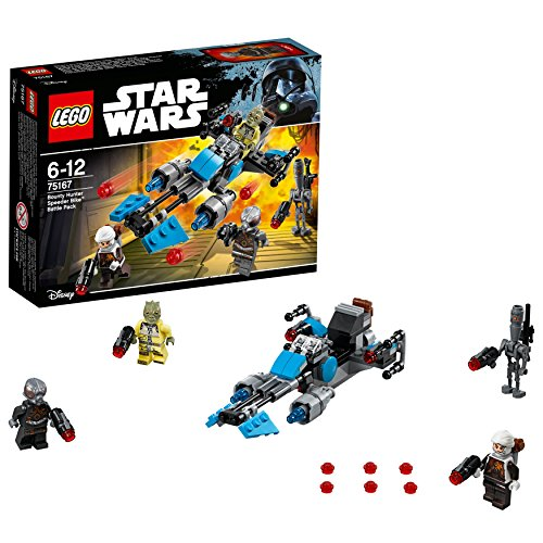 LEGO Star Wars Battle Packs Bounty Hunter Speeder Bike Battle Pack ()