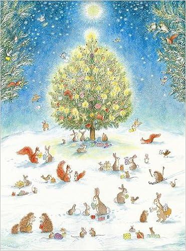 A Woodland Christmas Advent Calendar: Bernadette Watts ...
