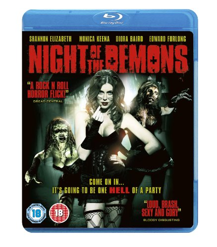 Night Of The Demons (Blu-Ray) (Import Movie) (European Format - Zone B2) Edward Furlong; Shannon...