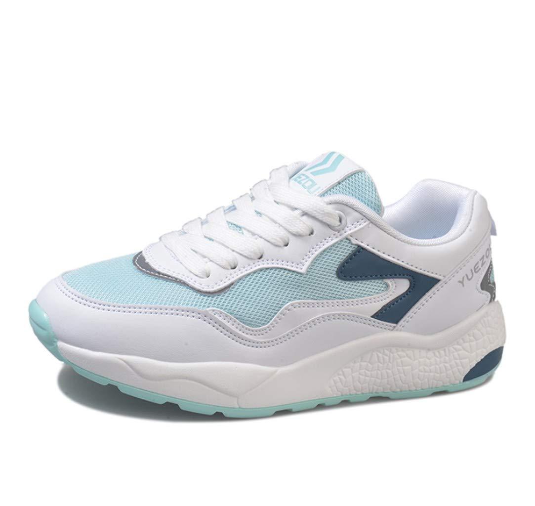 CXIGUA Sneaker Clunky Sport Chaussures Femme's Wild Mesh CourseB07HKVQ15RParent Respirante Étudiants Occasionnels Chaussures De CourseB07HKVQ15RParent Mesh 4b280e