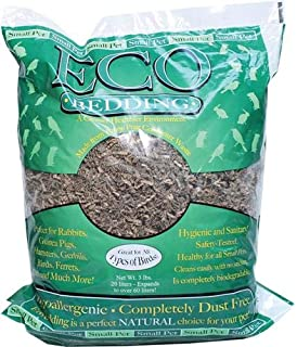 Other Bird Supplies Pet Supplies Fibercore Eco Bedding For Small Pet 1.5 Lb Blue