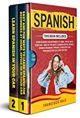 If you are interested in learning Spanish quickly and easily, then you need this bundle!              Start speaking Spanish in minutes, and grasp the language, culture and customs in just minutes more withAbsolute Spanish Be...