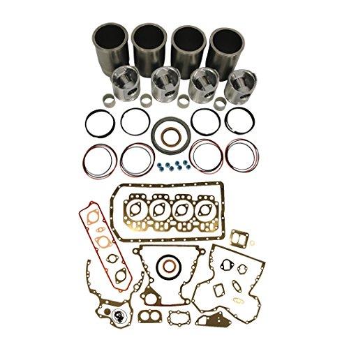 New Engine Base kit for John Deere 340D Skidder, 344G Indust/Const, 410C Indust/Const RE53073, RE61612