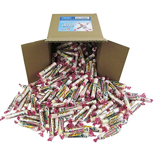Smarties X-Treme Sour Candy Rolls in 6x6x6 Box Bulk Candy 3.2lbs -52oz