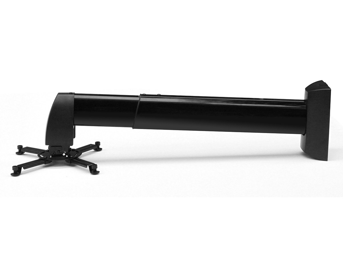 Monoprice 108804 Wall Mount Bracket for Projector with 400-600mm Extension - Black Monoprice Inc.