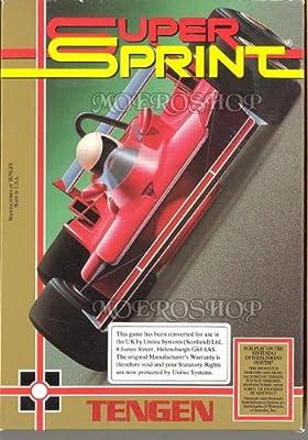Super Sprint (Nintendo NES)