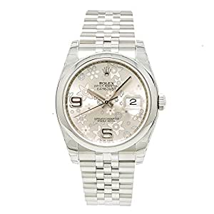 Rolex Datejust automatic-self-wind womens Watch 116200 (Certified Pre-owned)