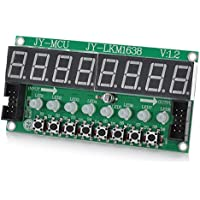 8X 2-Colcor LED Shield Keypad Module with Seven Segments Display 8X Key for Arduino