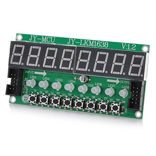 7 segment display arduino - 3