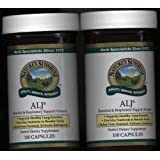 Nature's Sunshine ALJ Bronchial and Respiratory (Pack of 2)
