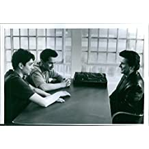 Vintage photo of Film: My Cousin Vinny Starring Joe Pesci, Ralph Macchio and Mitchell Whitfield,1993