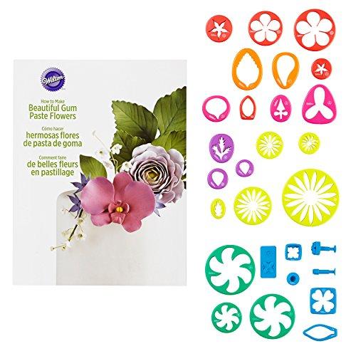 Wilton 2109-7987 Gum Paste Flower Cutter ()