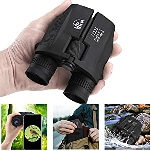 Sweepstakes: UPSKR 12×25 Compact Binoculars with Low Light Night Vision