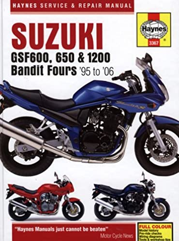51juVfyi4oL._SX370_BO1204203200_ suzuki gsf600, 650 and 1200 bandit fours service and repair Basic Electrical Wiring Diagrams at reclaimingppi.co