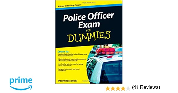 police officer exam for dummies raymond foster tracey biscontini  police officer exam for dummies raymond foster tracey biscontini 9780470887240 com books