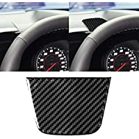 ZKS-KS Carbon Fiber Decorative Sticker/Car Carbon Fiber Dashboard Decorative Sticker for Chevrolet Camaro 2017-2019