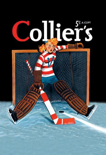Young Girl Goalie poster