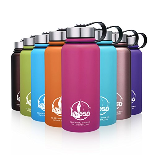 KINGSO Double Insulated Stainless Beverages