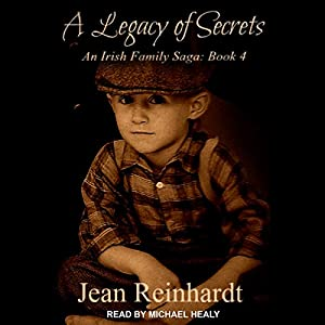 A Legacy of Secrets Audiobook