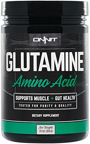 Onnit Glutamine (Unflavored) by ONNIT
