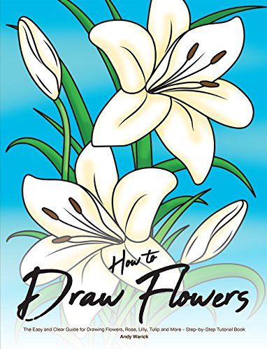 How to draw flowers the easy and clear guide for drawing flowers how to draw flowers the easy and clear guide for drawing flowers rose mightylinksfo