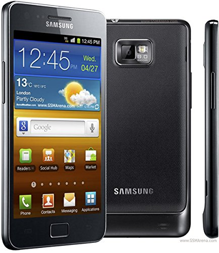 SmartLike Tempered Glass for Samsung Galaxy S2 9100 Screen guards