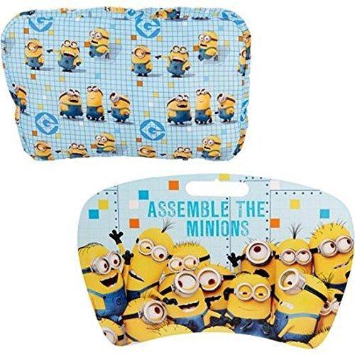 Despicable Me 2 Minions Child Lap Desk With Detachable Pillow