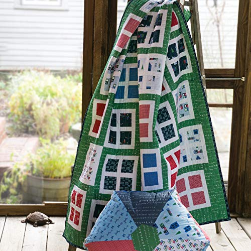 Looking in Quilt Kit by Allison Harris of Cluck Cluck Sew