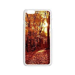 Autumn forest scenery Phone Case for iPhone 6