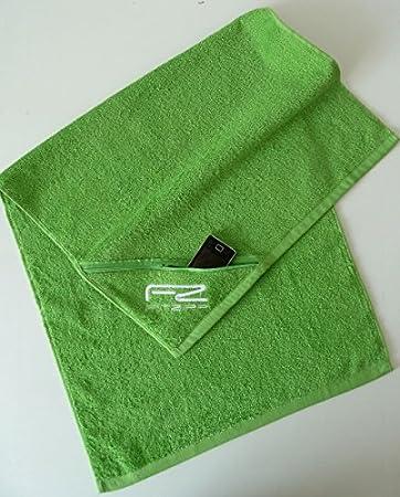 Preston Handtuch Grau