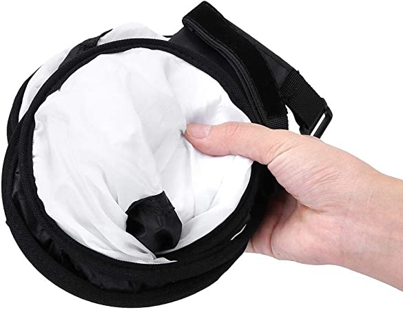 Universal Round Foldable Diffuser Softbox Shoot Macro Flash Light ...