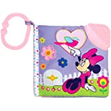 Disney Minnie Mouse Soft Book - Encourages Roleplay, Creativity, and Imagination - Safe and Asthma Friendly