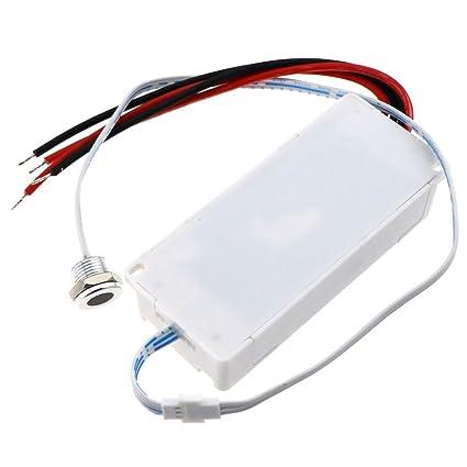 IR Sensor de movimiento por infrarrojos AC85 – 250 V Touchless Interruptor Encendido/Apagado para
