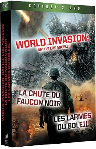 World Invasion: Battle Los Angeles + La chute du faucon noir + Les larmes du soleil