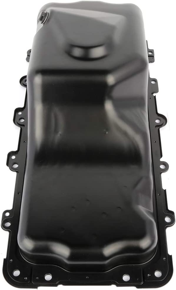 AUTOMUTO F6ZZ6675CF F7OZ6675BA Engine Oil Pan fits Ford Mustang 4.6L Oil Sump Pan