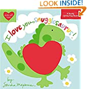 #3: I Love You, Snugglesaurus! (Made with Love)