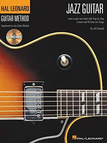 Hal Leonard Guitar Method - Jazz Guitar: Hal Leonard Guitar Method Stylistic Supplement Bk/online audio