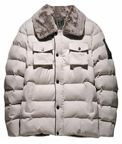 Mens Winter Lightweight today UK Jacket Down Warm 2 Thicken Outerwear 76S6x5qgwn
