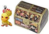One Piece Film Strong World Mascot Charm Keychain (C)