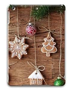 Christmas Tree Made of Cookies Hard Protective 3D Ipad Air Case by Sakuraelieechyan by ruishername