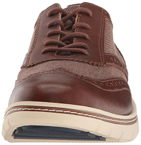 Tommy Hilfiger Mens Faro Schoen, Bruin, 13 Medium Us