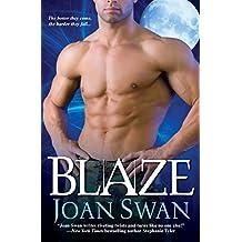Blaze (Phoenix Rising Book 2)